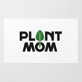 Plant Mom Rug