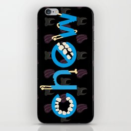 Chew Chew iPhone Skin