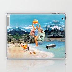 Poseidon in Love Laptop & iPad Skin