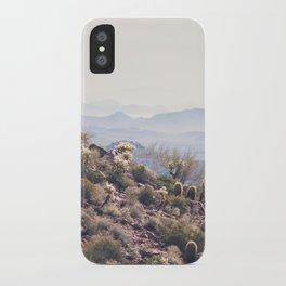 Superstition Wilderness iPhone Case