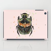 insect iPad Cases featuring INSECT X by dogooder