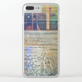 Western Clear iPhone Case