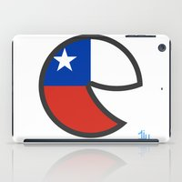 chile iPad Cases featuring Chile Smile by onejyoo