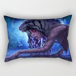 The Bloodlust Rectangular Pillow