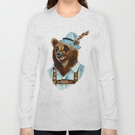 Bear-Varian  Long Sleeve T-shirt