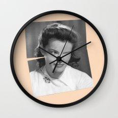 Wink Wall Clock