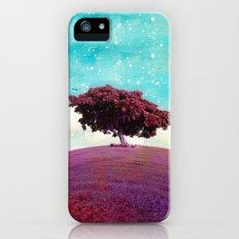 SUMMER HILL iPhone Case