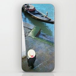 Gondolier iPhone Skin