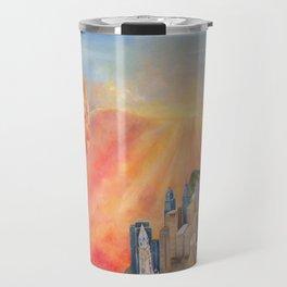 Hot Air Bloom Travel Mug