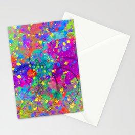 Colorful Celebration Stationery Cards