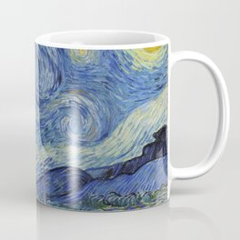 THE STARRY NIGHT - VAN GOGH Coffee Mug