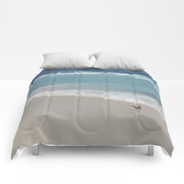 Carribean sea 8 Comforters