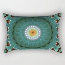 Meet The Alien Rectangular Pillow