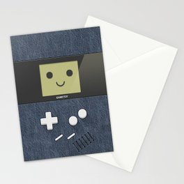 GAMETOY - Jeans - Game Boy, toy, Gameboy Stationery Cards
