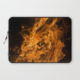 On Fire Laptop Sleeve
