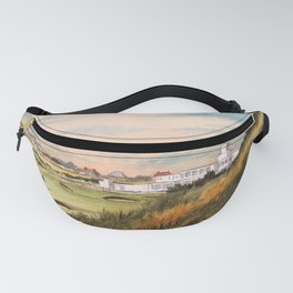 Royal Birkdale Golf Course Fanny Pack