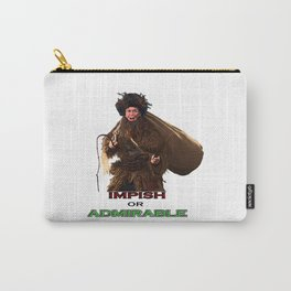 impish or admirable Carry-All Pouch