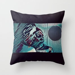 Just Shut It All Down - Eclipse Throw Pillow
