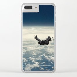 Underdog Clear iPhone Case
