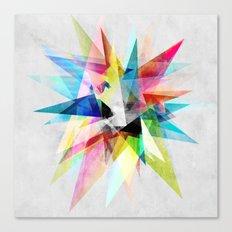 Colorful 2 X Canvas Print