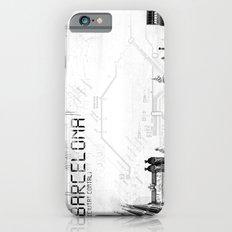 Barcelona Slim Case iPhone 6