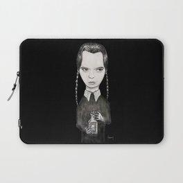 Wednesday Adams Laptop Sleeve