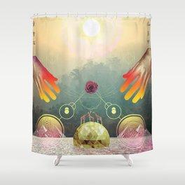 Aton Shower Curtain