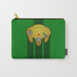 N64 PAD Yellow Carry-All Pouch