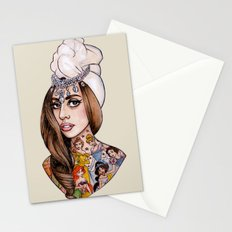 Princess High Stationery Cards