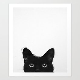 Are you awake yet? Art Print