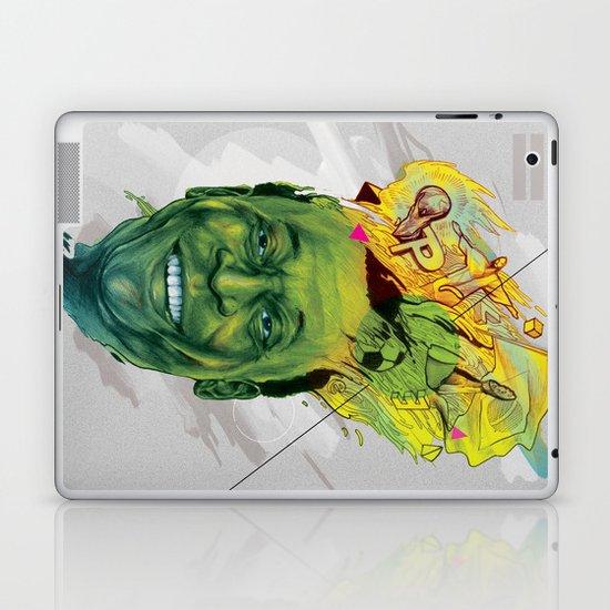 Rey Pele Laptop & iPad Skin