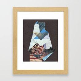 Monolith Framed Art Print