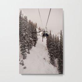 Jackson Hole Metal Print