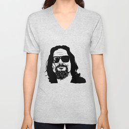 The Big Lebowski Unisex V-Neck