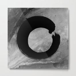 Enso Abstract No. 8K by Kathy Morton Stanion Metal Print
