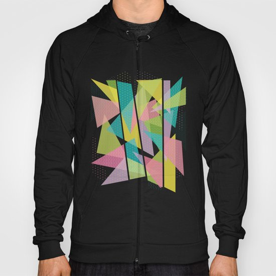Abstract Geometric Pattern - Sugar Crush Hoody