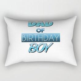 Dad Gift Rectangular Pillow