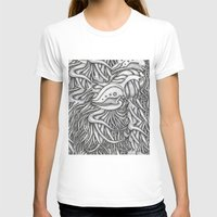 evolution T-shirts featuring Evolution  by OKAINA IMAGE