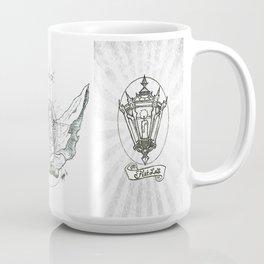 Fiat Lux Mug (with background) Coffee Mug