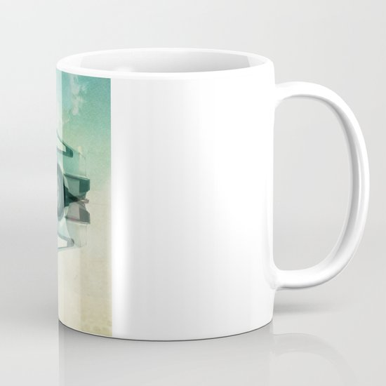Siamese  Delorean Mug