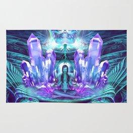 Expanding horizons - Visionary - Fractal - Manafold Art Rug