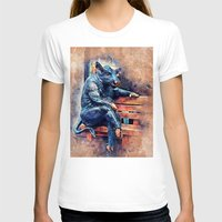 taurus T-shirts featuring Taurus by jbjart