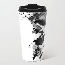human in shower Metal Travel Mug