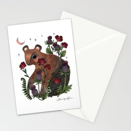 Baby Bear Stationery Cards