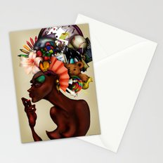 Junk Pile Stationery Cards