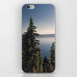 Through the Pines iPhone Skin