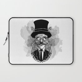 Steampunk Man Laptop Sleeve
