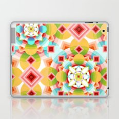 Groovy Cosmic Geometric Laptop & iPad Skin