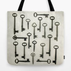 The Key Collection Tote Bag