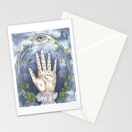 Hand of Plenty Stationery Cards